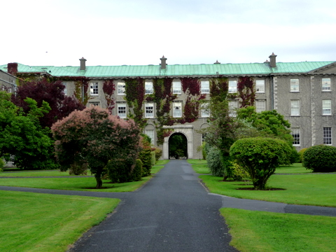 St. Patrick College in Maynooth, Irland (F: Voell)