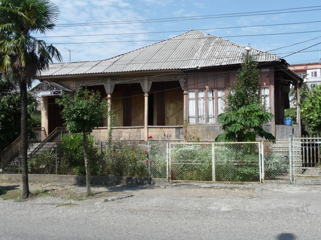 Haus in Zugdidi