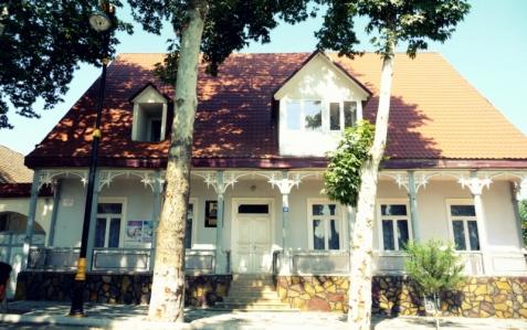 Deutsches Haus in Helenendorf (Göygöl, AZ)