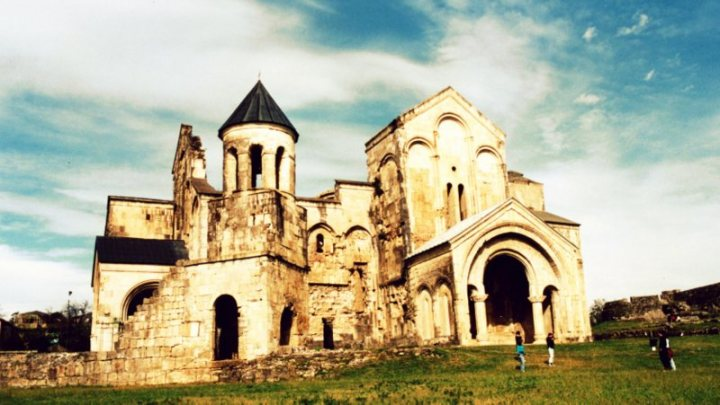 Kathedrale Bagrati in Kutaisi (2004)