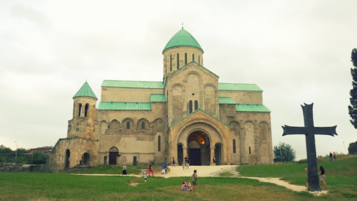 Kathedrale Bagrati in Kutaisi (2015)